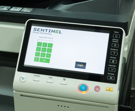 Sentinel embedded controller